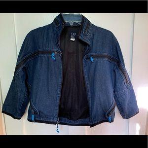 GAP Jean jacket size 6 small kids